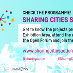 Sharing Cities Action Stand Lab at the Smart City Expo Word Congress 2019 (SCEWC).