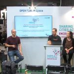 Round table about Labour & Digital Platforms, in the Sharing Cities Action Lab, at the Smart City Expo World Congress 2029 (SCEWC) (20th November 2019)